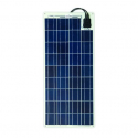 Activesol Light 36 watt flexible solpanel, Mål 356 x 823