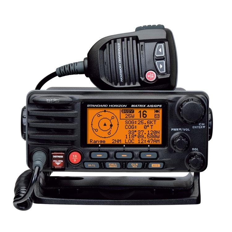 båd radio