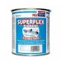 Polymarine Superflex PVC maling – 500ml – Hvid