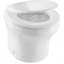 Dometic MasterFlush MF 8120 lav model toilet 12V ferskvand