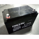 Dacon AGM Batteri 100A