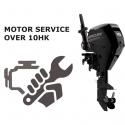 Konservering & Motorservice Over 10 hk. (Honda/Mercury)