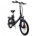 """1852 E-bike Foldecykel 20"""""""