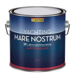 Jotun Mare Nostrum Hvid 2,5 ltr.
