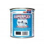 Polymarine Superflex PVC maling – 500ml – Sort