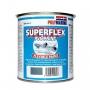Polymarine Superflex PVC maling – 500ml – Grå