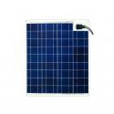 Activesol Light 75 watt fleksibelt solpanel, Mål 668 x 834