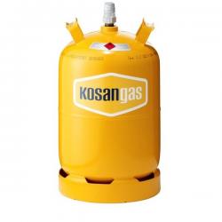 Kosan Gas 11 kg. Stål - Kun flaske