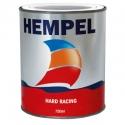 Hempel Hard Racing White 750 ml.