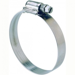 Syrefast Spændebånd 25-40 mm