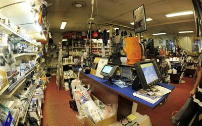 Elektronik forretning